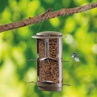 SUPA X-2 Squirrel Proof Wild Bird Feeder