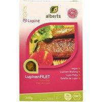 Alberts LUPINEN-FILET, BIO, 200g