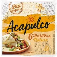 Acapulco Bio TORTILLAS Wraps (6 Stück), 240g