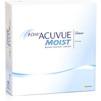 1-DAY Acuvue Moist (90 lentillas)