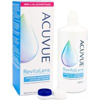 Acuvue RevitaLens 360 ml con estuche