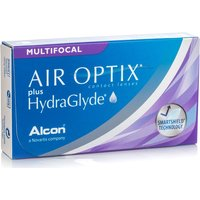 Air Optix Plus Hydraglyde Multifocal, 3er Pack