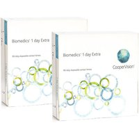 Biomedics 1 Day Extra CooperVision (180 lentillas)