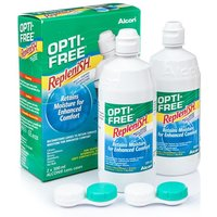 OPTI-FREE RepleniSH 2 x 300 ml con estuches
