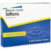 SofLens Multi-Focal (3 lentillas)