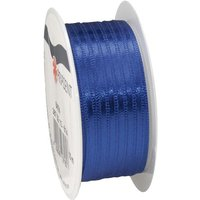 VBS Satinband, 3mm, 10m - Blau
