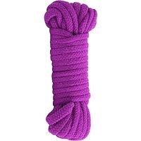 Cotton Bondage Rope Japanesse - Style Purple