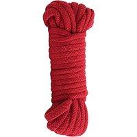 Cotton Bondage Rope Japanesse - Style Red