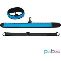PicoBong - Speak No Evil Choker Blue