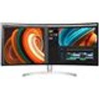 "34"" (86,36cm) LG Electronics 34WK95C-W Weiß 3440x1440 1x DisplayPort 1.2 / 2xHDMI / 1xUSB-C"