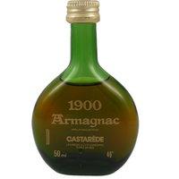 1900 Castarede Bas Vintage Armagnac 1900 (5cl)