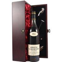 1934 Vintage Armagnac La Grindiniere 'Vieille Reserve' 1934 (70cl)