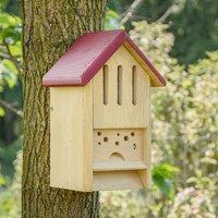 Insekten - Schmetterlings- und Bienenhotel
