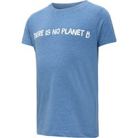 VIVO KIDS T-SHIRT No Planet B x Aspinall - Blue 3/4 Years