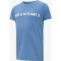 VIVO KIDS T-SHIRT No Planet B x Aspinall - Blue 9/11 Years