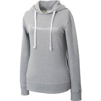 Rapanui Hoody Womens - Grey 44