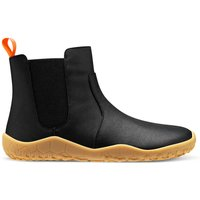 Fulham Leather Winter Juniors - Obsidian 34