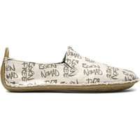Ababa Canvas Born Free Womens - Cream 40