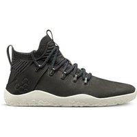 Magna Trail Leather & Wool Mens - Obsidian 49