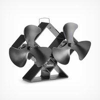 Double Stove Fan