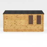 The Odora 5m x 4m Log Cabin