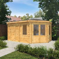 The Yew 5m x 3m Log Cabin