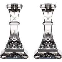 Waterford Lismore 15cm Candlestick | Set of 2 | Crystal