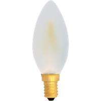 EiKO LED-Filament Kerze E14 matt 2W 2700K Dimmbar