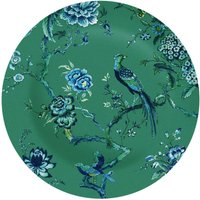 Jasper Conran Chinoiserie Green Ornamental Platter 34cm