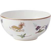 Kit Kemp Mythical Creatures Cereal Bowl 16cm by Wedgwood | Fine Bone China | Gold Banding