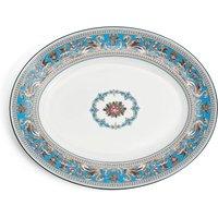 Florentine Turquoise Cereal Bowl 16cm
