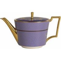 Anthemion Blue Teapot