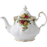 Royal Albert Old Country Roses Large Teapot