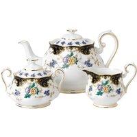100 Years of 1910 Duchess Teapot, Sugar and Cream Set