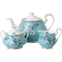 100 Years of 1950 Festival Teapot, Sugar and Cream Set
