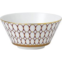Renaissance Red Cereal Bowl