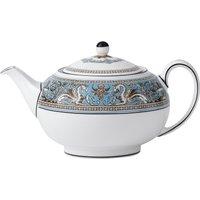 Florentine Turquoise Teapot 1.4L