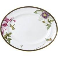 Hummingbird Oval Platter 35cm