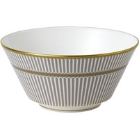 Anthemion Grey Cereal Bowl 15cm