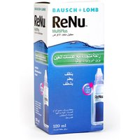ReNu Multi Plus Lens Solution 120ml