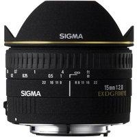 Sigma 15mm f2.8 EX DG Fisheye Lens - Pentax Fit