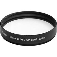Canon 58mm Close Up Lens Type 500D