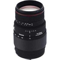 Sigma 70-300mm f4-5.6 APO Macro  DG Lens - Sony/Minolta Fit