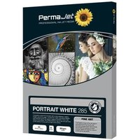 Permajet Portrait White 285 17 inch x 12 metre Roll