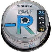 Fujifilm DVD-R 4.7GB - 16x Speed - 25 Discs