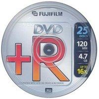 Fujifilm DVD+R 4.7GB - 16x Speed - 25 Discs