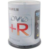 Fujifilm DVD+R 4.7GB - 16x Speed - 100 Discs