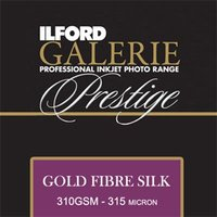 Image of Ilford Galerie Prestige Gold Fibre Silk A3+ 50 sheets 310gsm