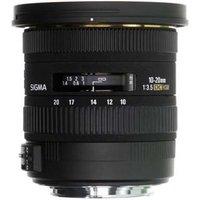Sigma 10-20mm F3.5 EX DC HSM - Sigma SA Fit