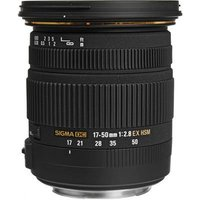Sigma 17-50mm f2.8 EX DC HSM - Sony Fit